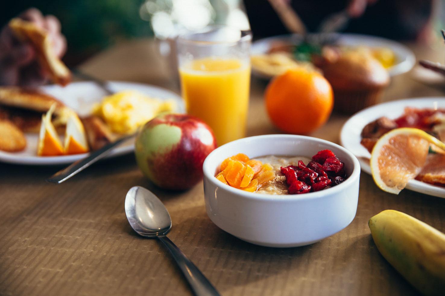Essen wir uns gesund und werden krank?