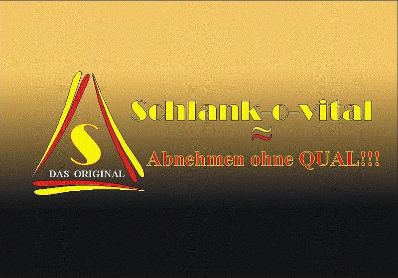 Schlank-o-vital Logo