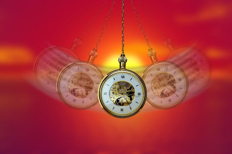 Uhr Pendel